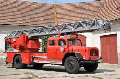 Voluntary Fire Brigade / Dobrovoľný Hasičský Zbor