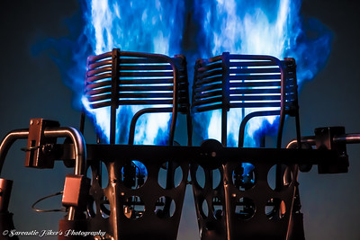 44th Adirondack Balloon Festival Candlestick Burn
