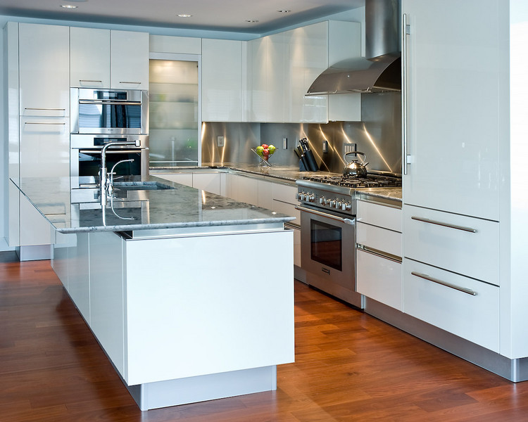 Annapolis, MD - Architect: Jay Huyett, AIA - Cabinetry: Studio Snaidero DC