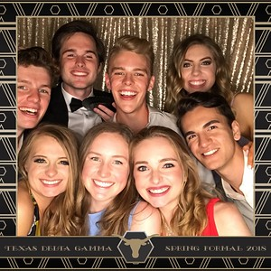 Say Cheese Photo Booths - College