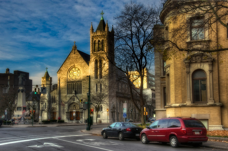 Cathedral of the Immaculate Conception, Syracuse