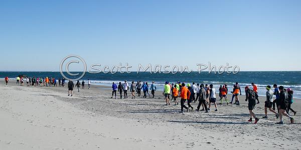 Resolution Beach 5k 2016