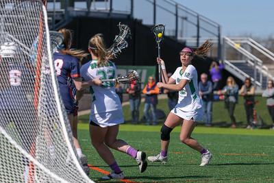 4/20/2018 YCP Women's Lacrosse vs Gettysburg