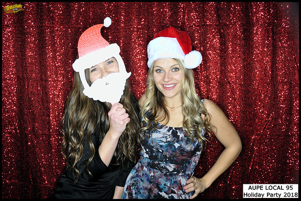 AUPE LOCAL 95 Holiday Party