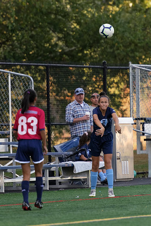 2019-09-28 - Franklin Panthers 7/8 vs. Westborough