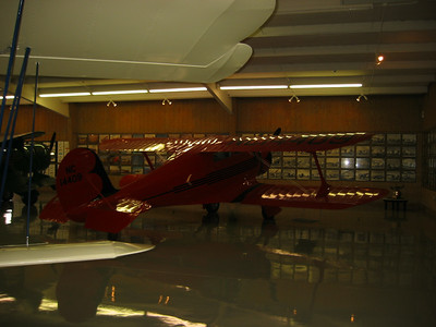 EAA 268 Tullahoma Beech Museum 3-07