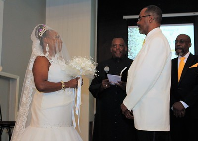 Wayne and Ella Smith Wedding Day