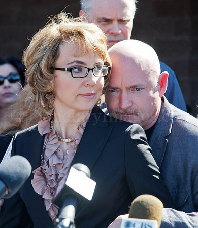 Giffords/Kelly Press Conference-3/6/13
