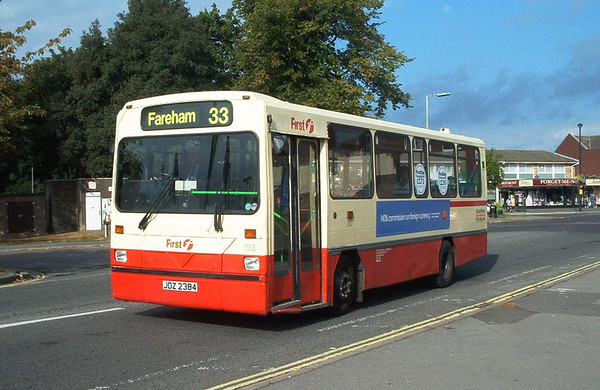 Dart / Wright Handybus