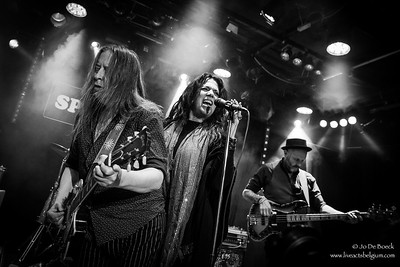 2017-04 I Sari Schorr & The Engine Room @ Spirit of 66 (Verviers)