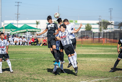 Men's Soccer vs Santa Ana