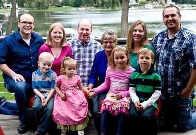 Tjepkema Extended Family 2014