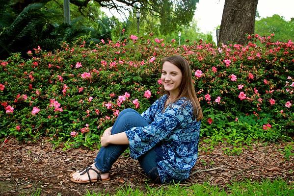 Kristen Payne 04-17-16 Senior Pics Part Two