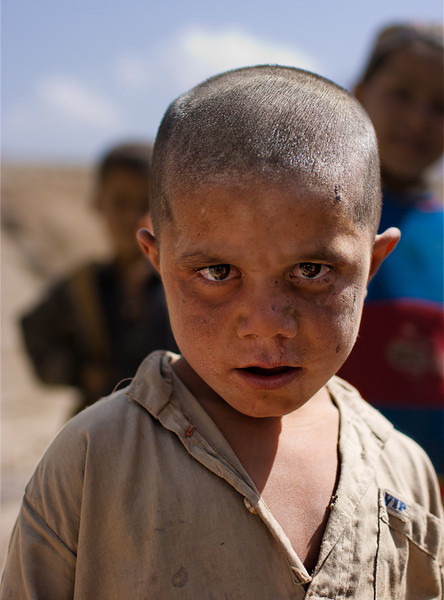 Afghanistan Refugee Portraits