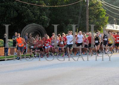 2013 Springwater 5k run and fun run