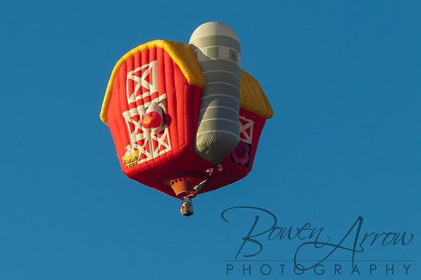 2017 Angola Balloons Aloft