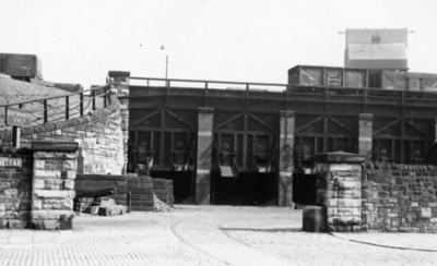 Hillhouse Coal Staithes