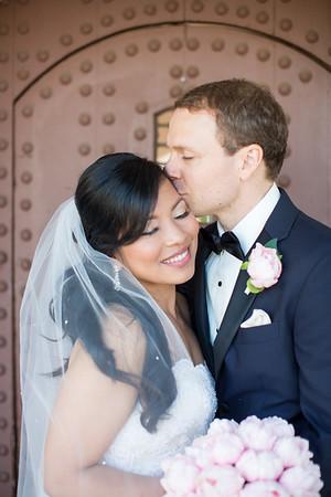 Andrew + Mischelle Wedding