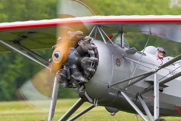 F-BCNL - Morane Saulnier MS-317