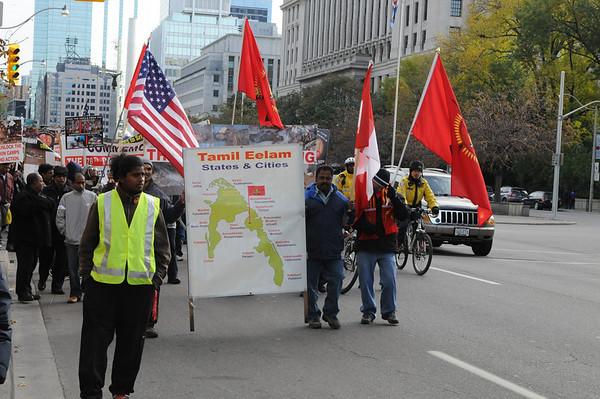 விழி தூங்கோம்.- 175th day Rally @ University Avenue