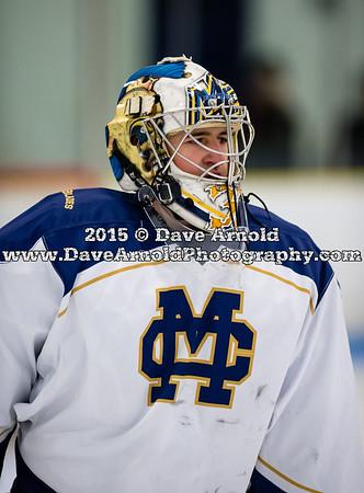 2/11/2014 - Boys Varsity Hockey - BC High vs Malden Catholic