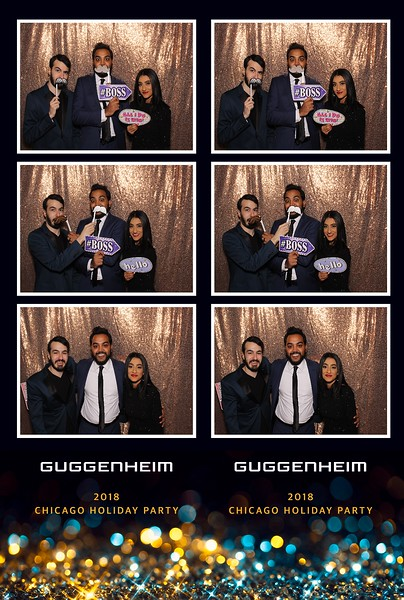 Guggenheim Holiday Party (12/13/18)