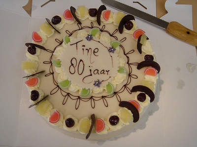 Tine 80!