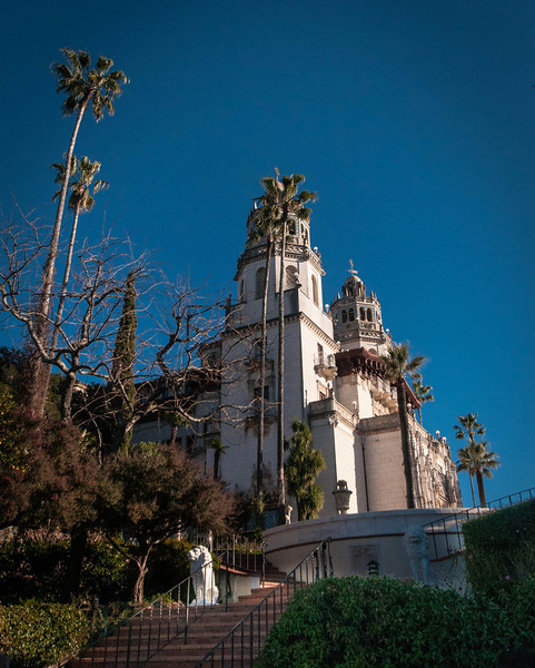 """""""A Little Something""""...The Hearst Castle"""