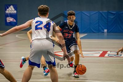 BACS Varsity Boys Basketball 01.24.20