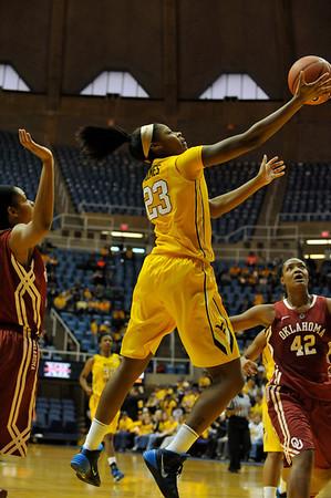 29268 Women's Basketball vs. Oklahoma