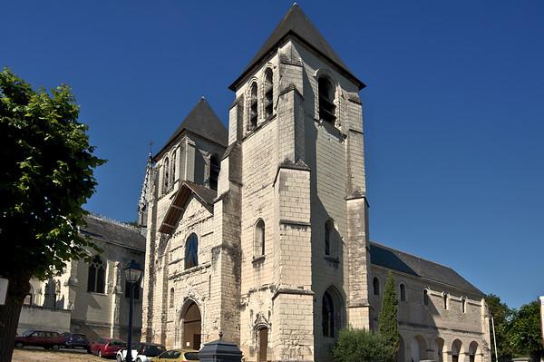 Collégiale Saint-Mexme de Chinon