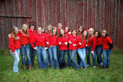CHS Equestrian Team 2012