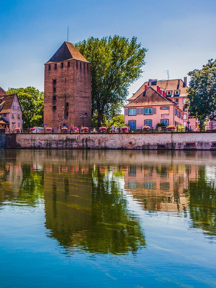 法国斯特拉斯堡(Strasbourg),城市融合