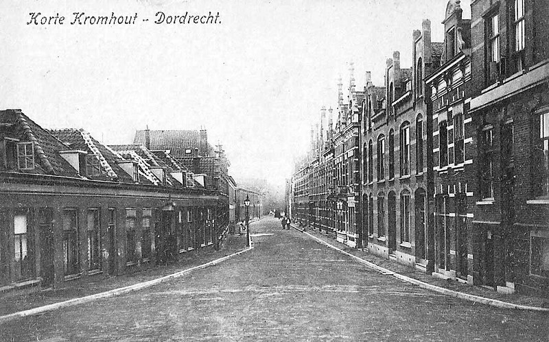 Korte Kromhout
