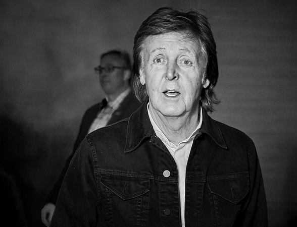 Paul McCartney / This Beautiful Fantastic Premiere WWD