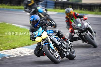 Speed Triple Blue