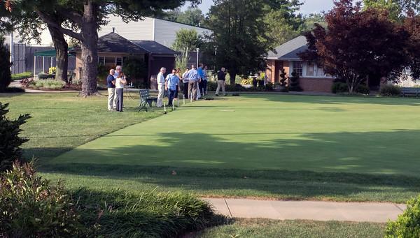 Lawn Bowl Group 8-19-15