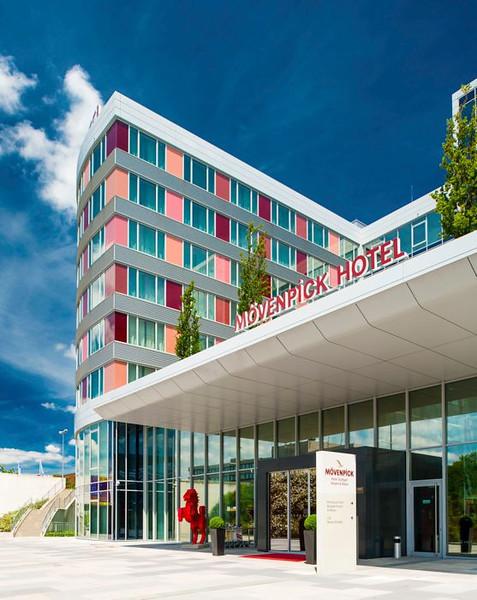 Movenpick Stuttgart pad