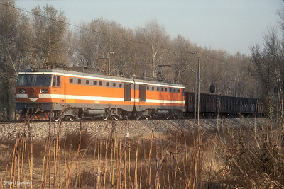 Chinese National Railways Diesel and Electric Locomotives 1994 - 2011