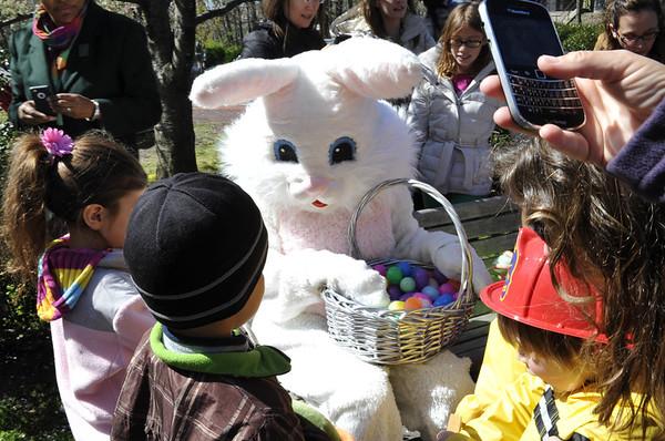 Easter Egg Hunt 2012-Montclair