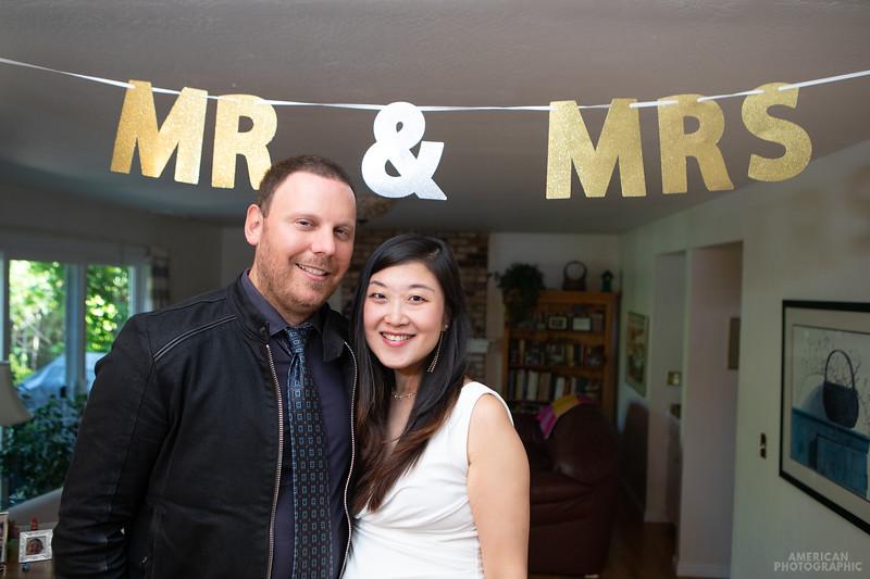 Libby & Jesse Family Reception