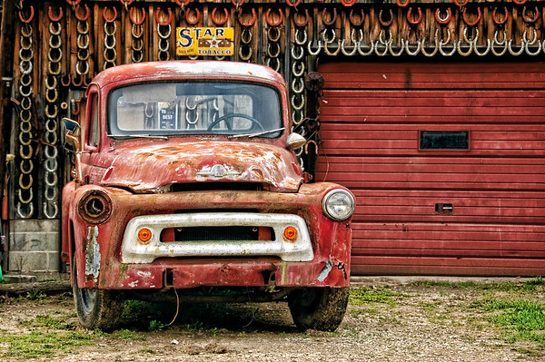 Old Cars,Trucks and Farm Equipment