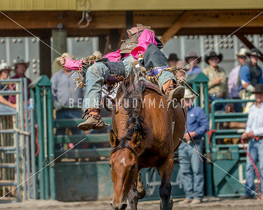 Bronc Riding Seniors