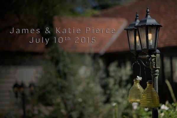 James & Katie Pierce Wedding Hi Res
