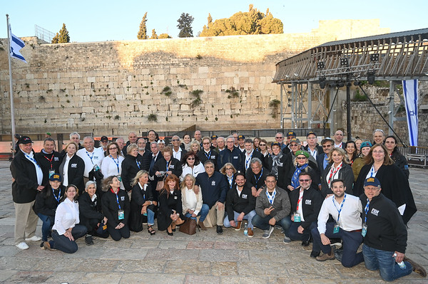 Day 6 - Memorial Ceremony at The Western Wall