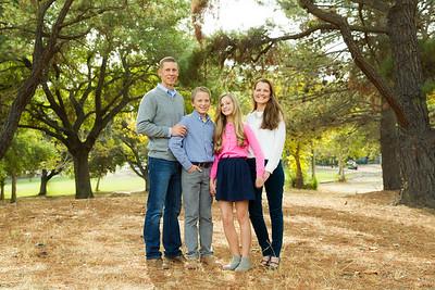 Brady Family 2015