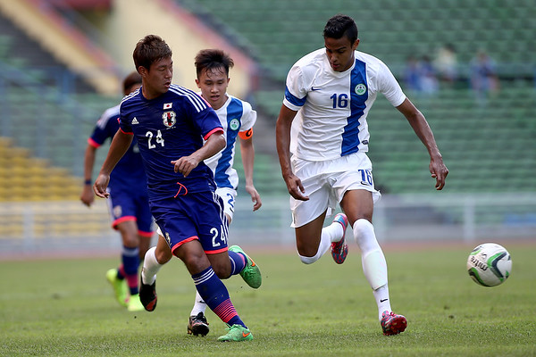 Japan v Macau - AFC U23 Championship Qualifier