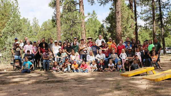 2019 Crossroads Park Ward Camp 9-6-19