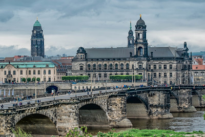 Dresden by day 2014