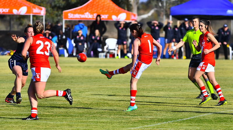 Northern v Southern Districts (Women)